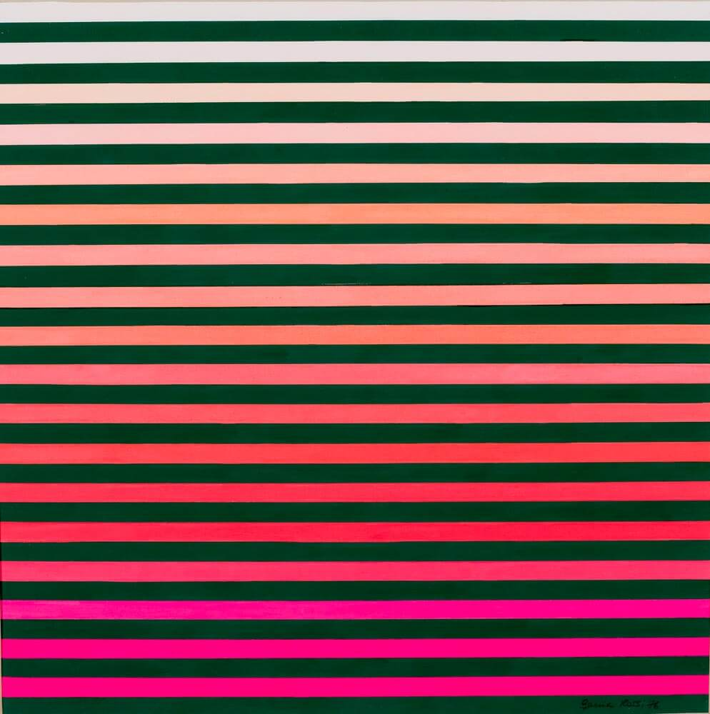 garcia rossi horacio - Couleur lumière N. 376