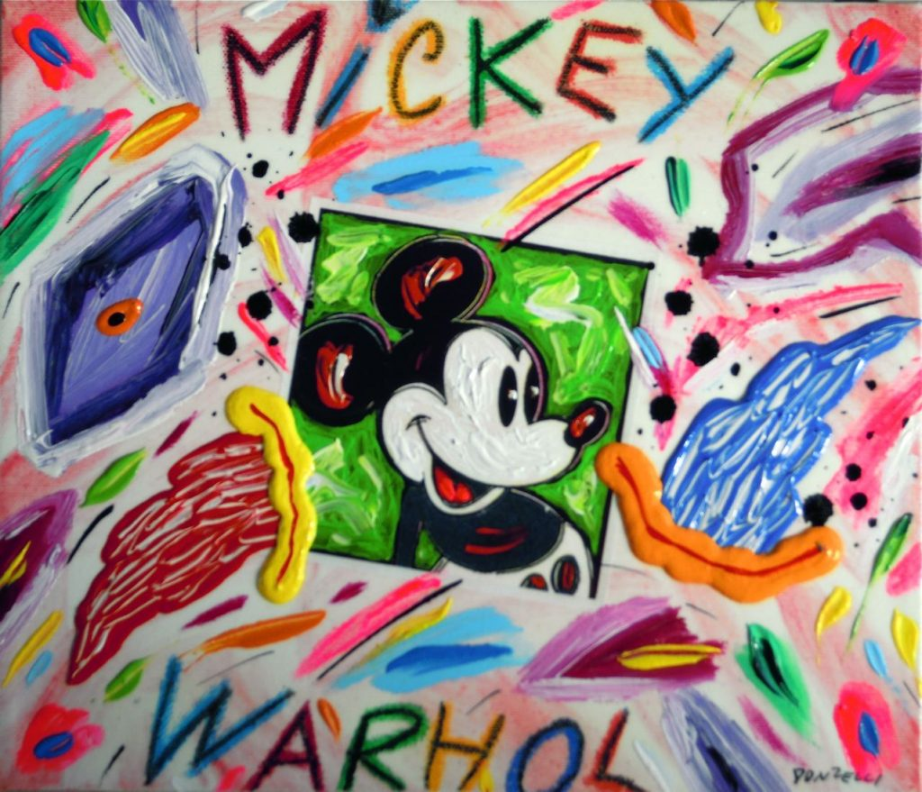 Mickey Warhol