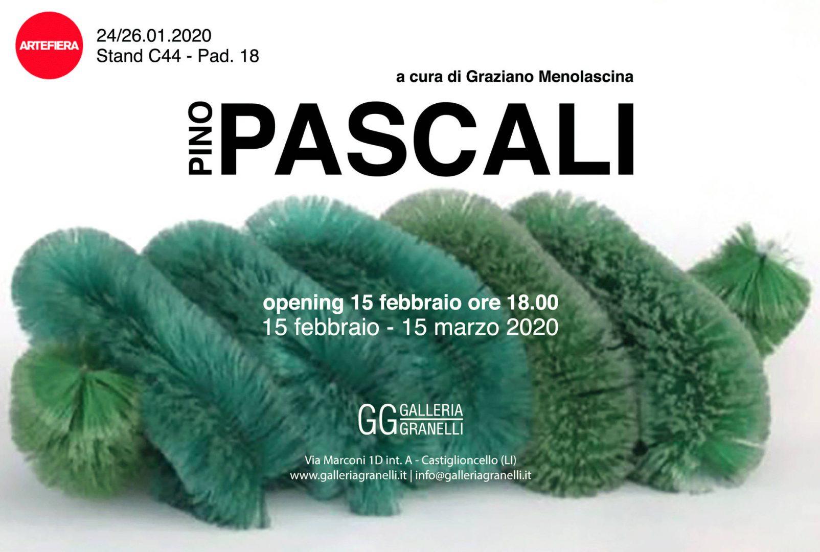 Pino Pascali - 2020 grande