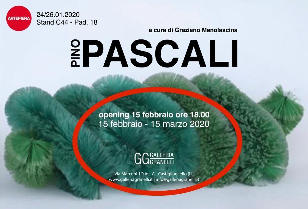 invito galleria Pascali
